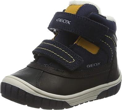 maníaco Respetuoso del medio ambiente bandeja  Amazon.com: Geox Omar - Omar impermeable para niños, Multi: Shoes