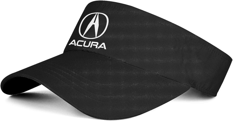 Baseball Visors Beanie Classic Caps Men Women Sun Sports Visor Hats Acura-Symbol-Logo