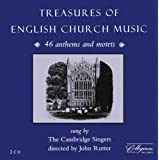 Treasures of English Church Music: 46 Anthems and Motets