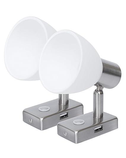 Amazon.com: Lightteu, 12 V 3 W interruptor táctil y ...