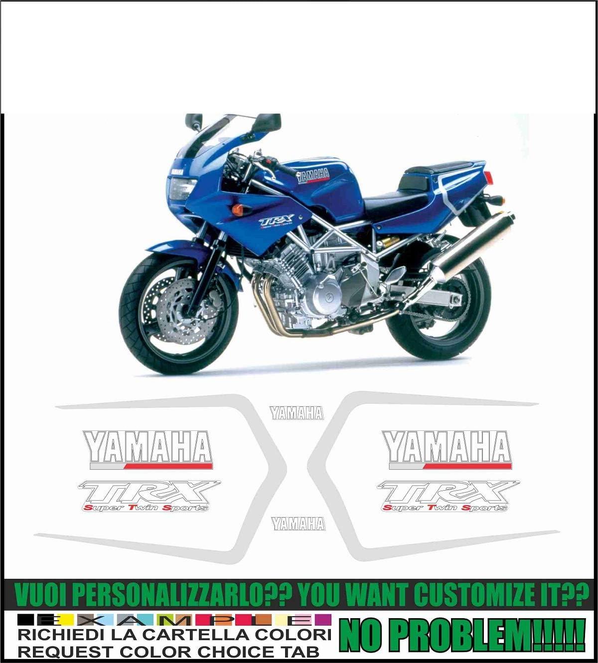 Kit adesivi Decal Stickers Yamaha TRX 850 1996