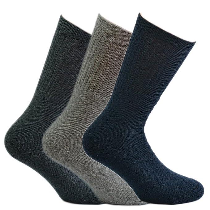 comprare bene genuino Sconto del 60% Fontana Calze, 12 paia di calze sportive spugna in cotone 100%