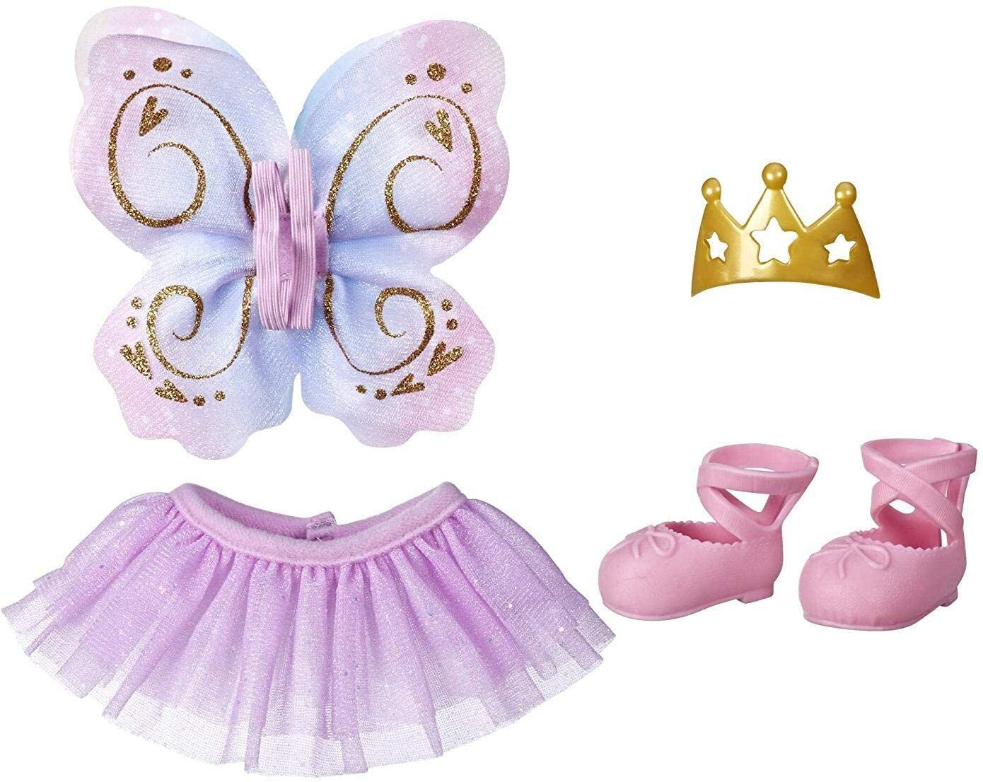 Baby Alive Littles Little Styles Ballet Outfit for Littles Dolls