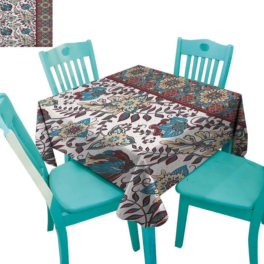 Amazon.com: haommhome Arabesque,Dinner Picnic Table Cloth ...