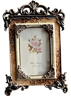 Amazoncom NIKKY HOME Decorative Vintage Metal Pearl 4 by 6 Inch