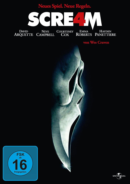 Scream 4 [Alemania] [DVD]: Amazon.es: Neve Campbell ...