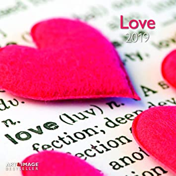 Calendario 2018 amor con Póster - ENAMORADOS - Love - St ...
