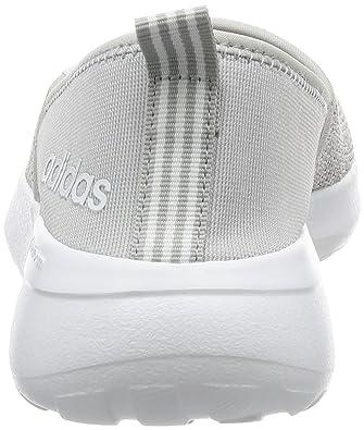 adidas damen cloudfoam lite racer low sneaker low hals