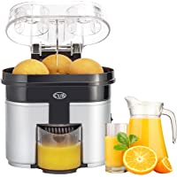 CUH 90-Watt Double Orange Citrus Juicer with Pulp Separator