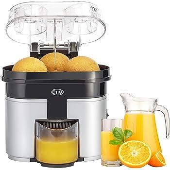 Amazon Com Cuh 90w Double Orange Citrus Juicer With Pulp