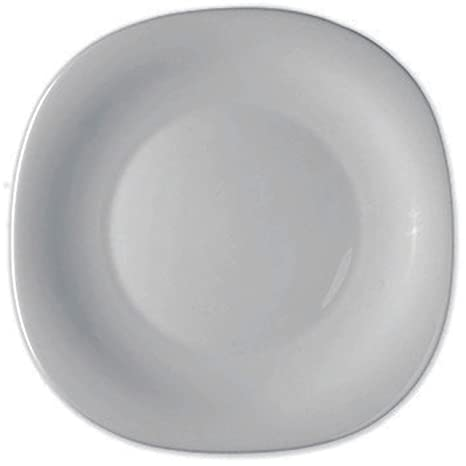 Bormioli Rocco Parma Dinner Plates Set of 6 White  sc 1 st  Amazon.com & Amazon.com   Bormioli Rocco Parma Dinner Plates Set of 6 White ...