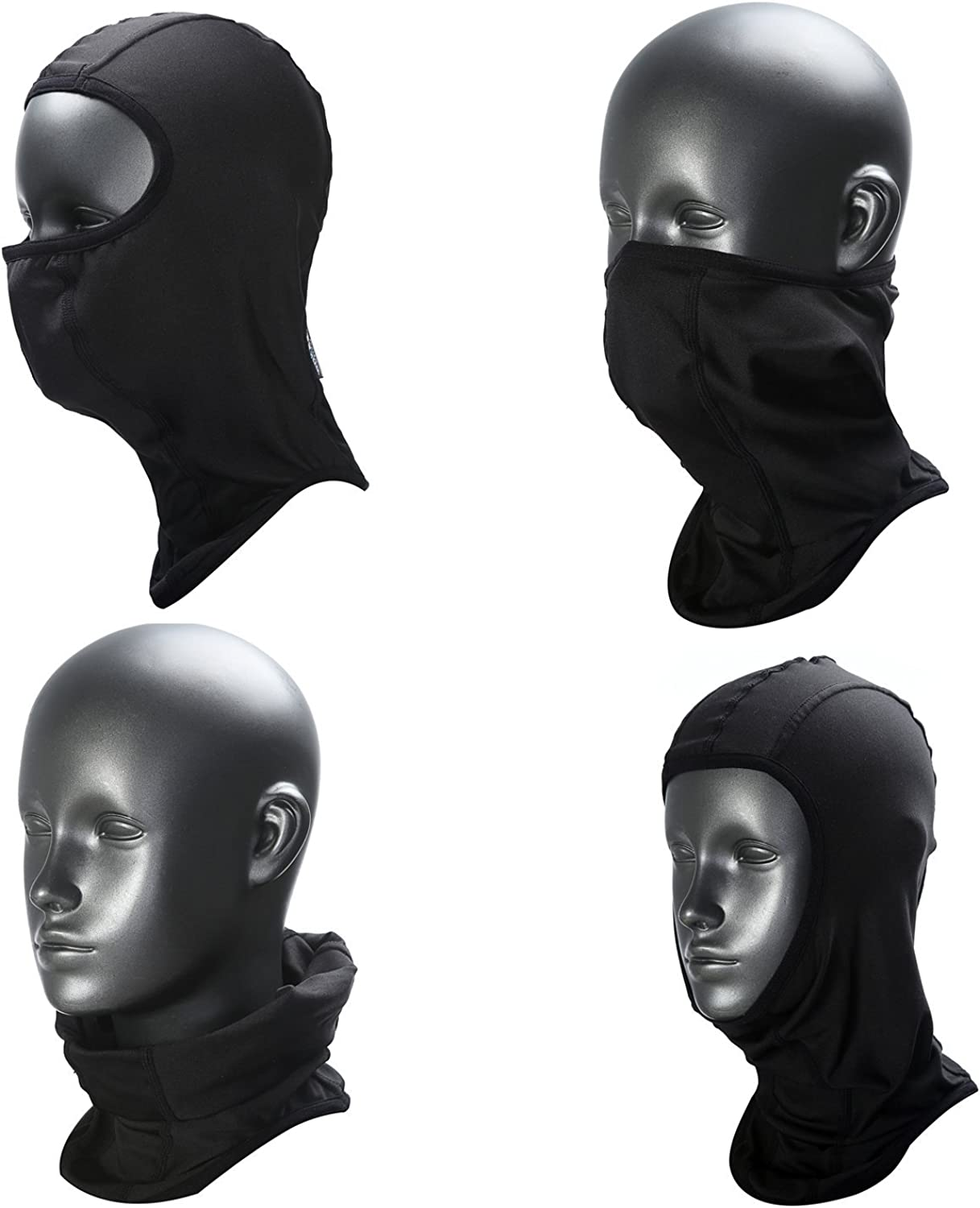 Weanas Balaclava Ski Domino Cold Weather Windproof Face Domino for Cycling Motorcycling Skiing Snowboarding and Winter Sports