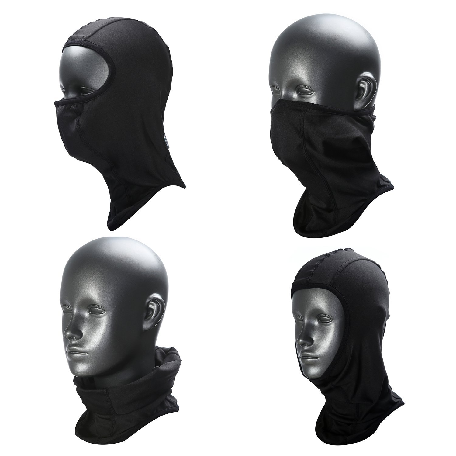 Weanas Thermal Fleece Balaclava Sports Face Mask Windproof Warm for Cycling Motorcycling Skiing Snowboarding Helmet 3090269