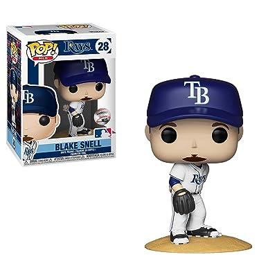 Funko POP! MLB: Blake Snell: Toys & Games [5Bkhe0300416]