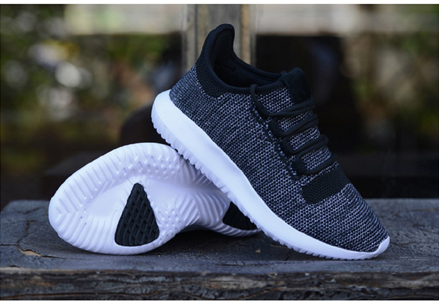 GAOAG Sneakers Running Cushioning Lightweight Breathable Casual Shoes Unisex by GAOAG (Image #6)