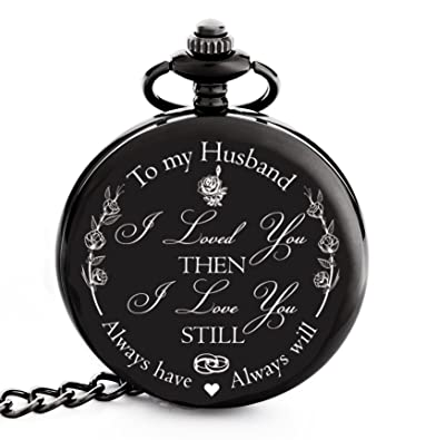 anniversary gifts for men valentines christmas gift for husband from wife engraved