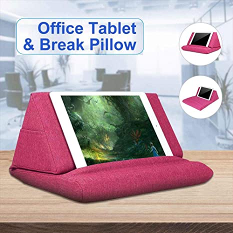 Laptop Tablet Pillow, Foam Lapdesk