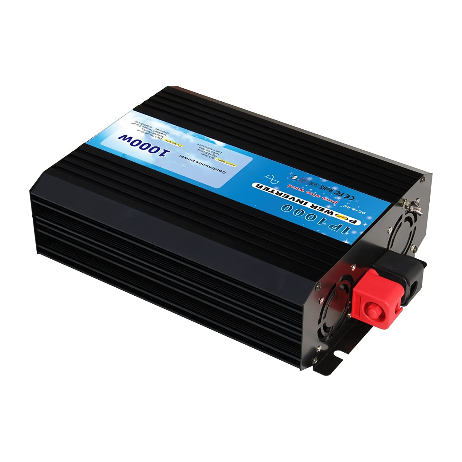 1000w Pure Sine Wave Ac Power Inverter 12v Battery To Dc Circuits Further Circuit Electronics