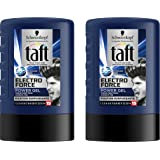 Taft Electro Force Power Gel 300 ml - Lot de 2