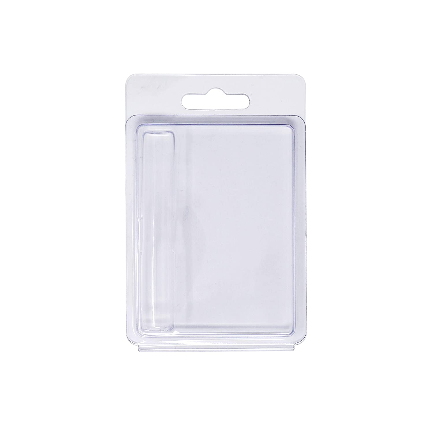 Clamshell Blister Packaging for .5ml & 1ml Cartridges - PACKAGING ONLY - Variety Options (0.5ml 25 Pack) Triple S Distribution