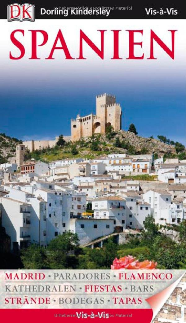 Vis a Vis Reiseführer Spanien mit Extra-Karte (Vis à Vis)