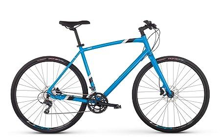 side facing raleigh bikes cadent 3 hibrid bike