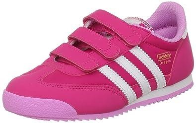 chaussure adidas dragon rose