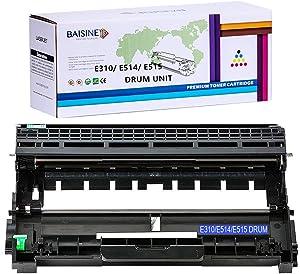 BAISINE E310dw Drum, Compatible E310 E514 E515 Drum Unit Replacement for Dell E310dw E514dw E515dw E515dn Drum (Dell PVTHG, 593-BBKD, P7RMX) - 1 x E515dw Drum, 12,000 Pages