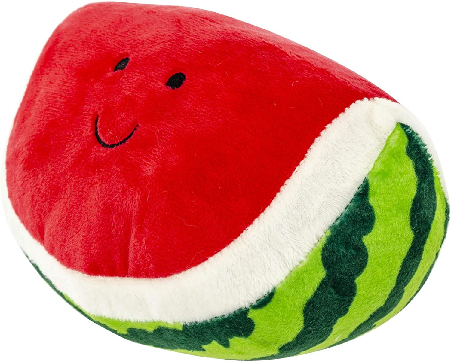 Giftable World Metropawlin Pet Plush Pet Toy Fruits, Cupcakes, Ice Creams, Mug with Squeaker Dog Chew Toy
