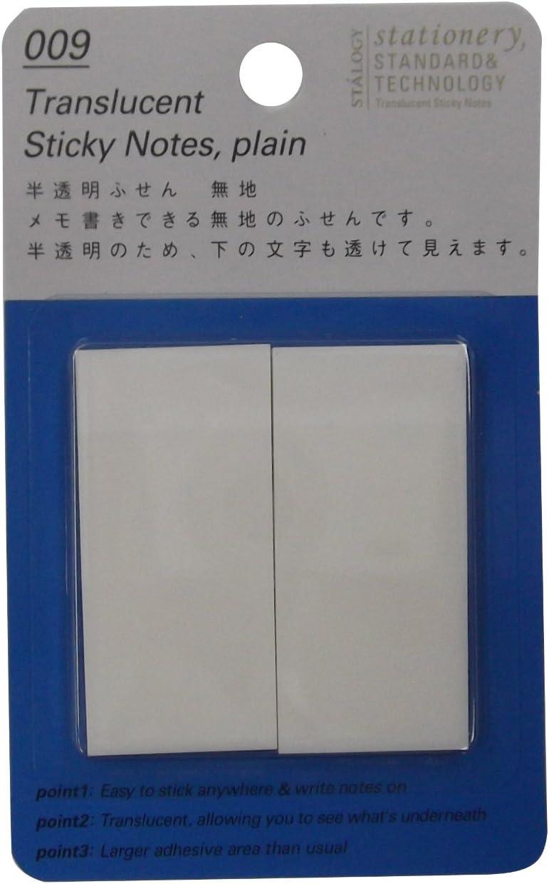 The Nitoms STALOGY translucent sticky borders 50mm width S3052