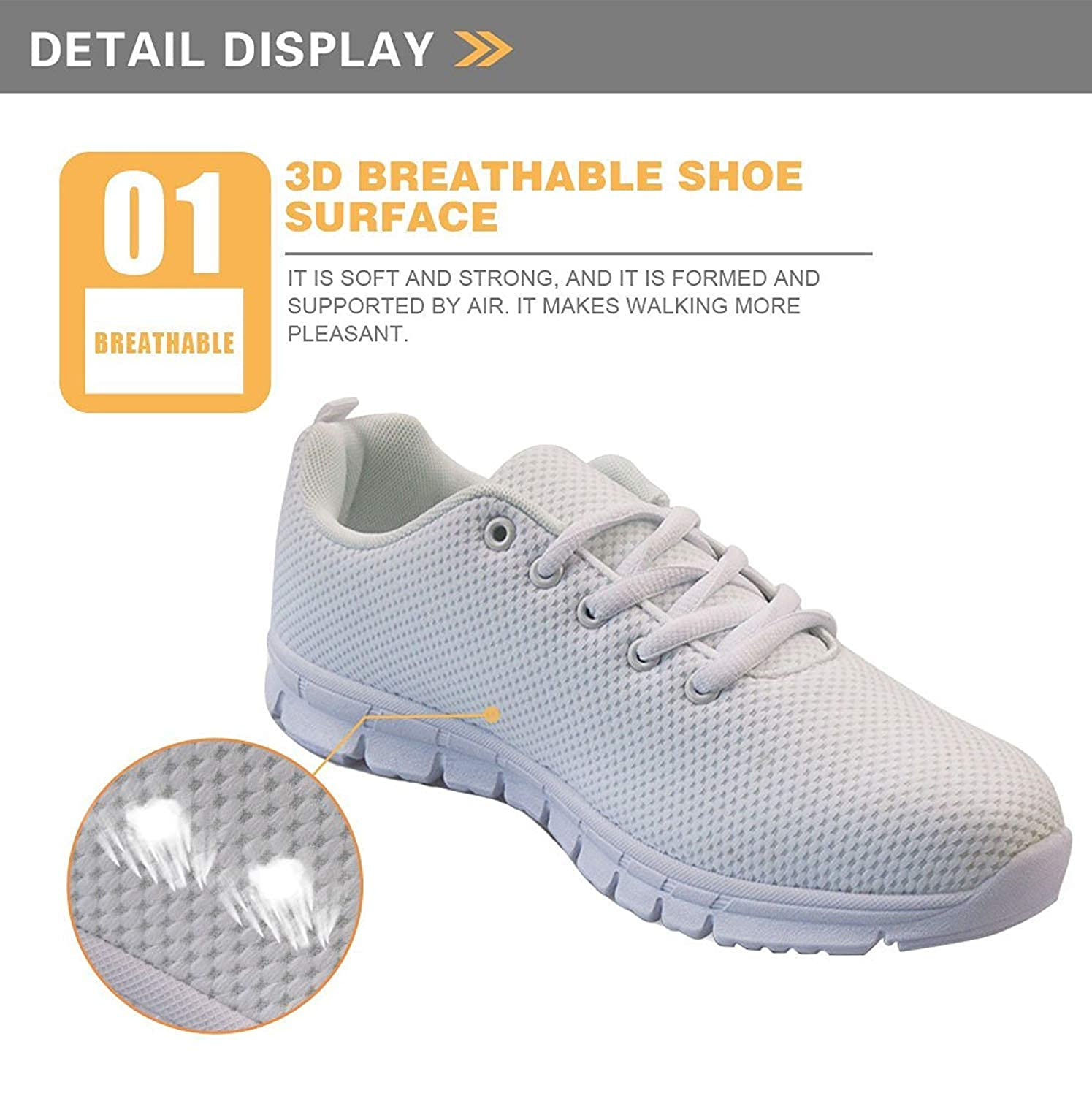Owaheson Lace-up Sneaker Training Shoe Mens Womens Gold Foil Pineapple