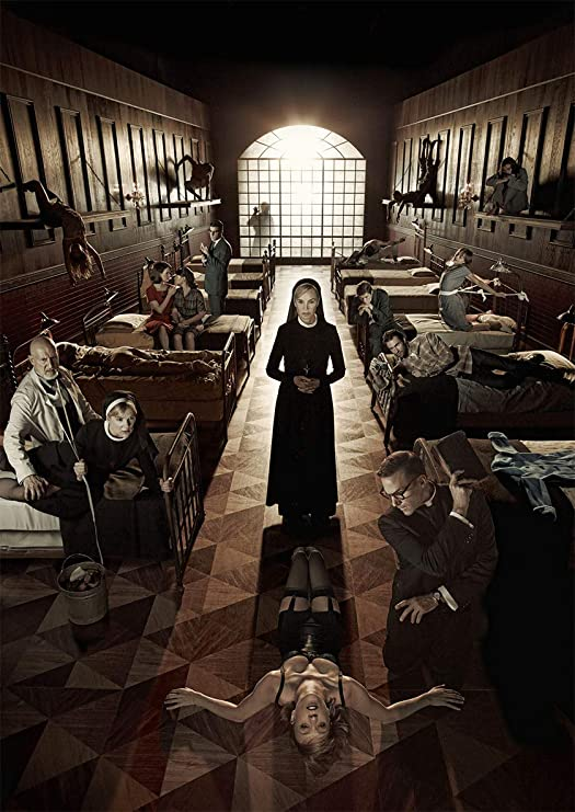 Instabuy Poster American Horror Story (Q) - Theaterplakat - A3 (42x30 cm)