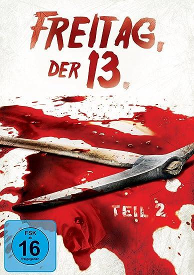 Amazon Com Freitag Der 13 Teil 2 Movies Tv