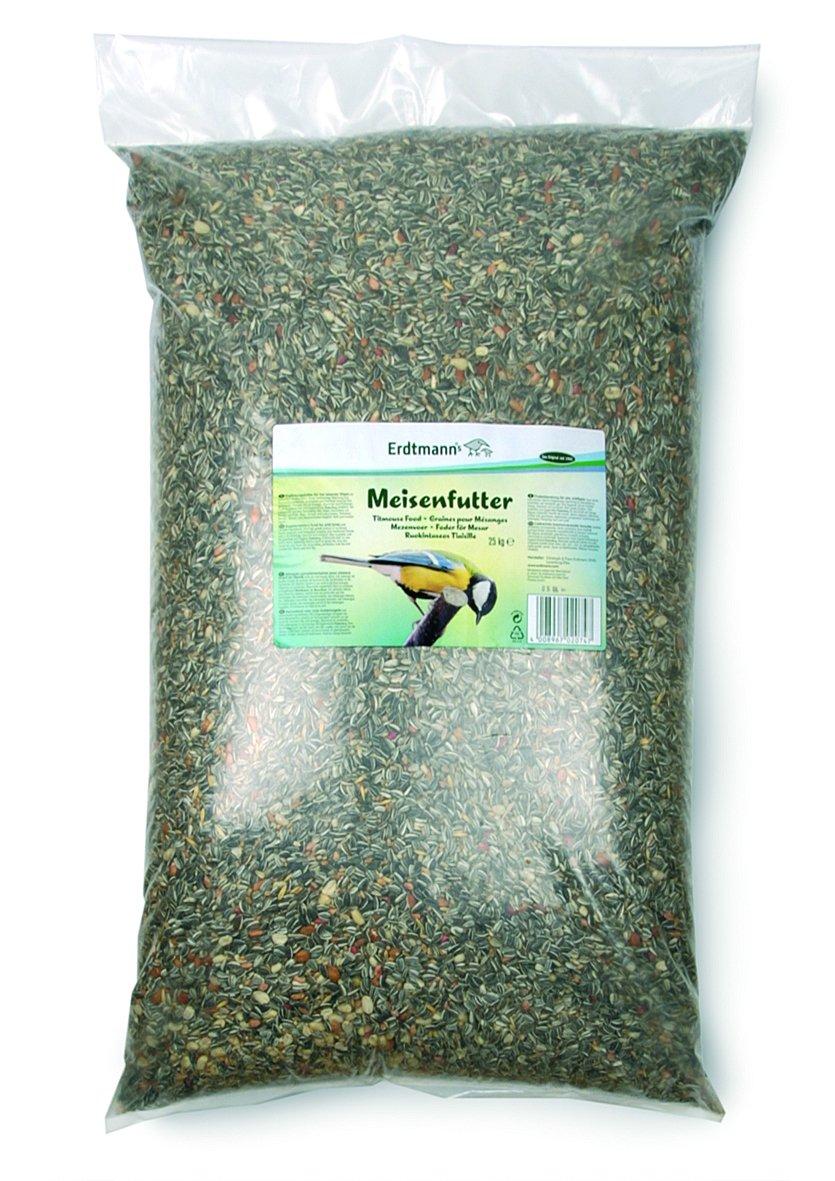 Erdtmanns Graines pour Mésanges pour Oiseaux Lot de 3 (3 x 5 kg) Titmouse Food