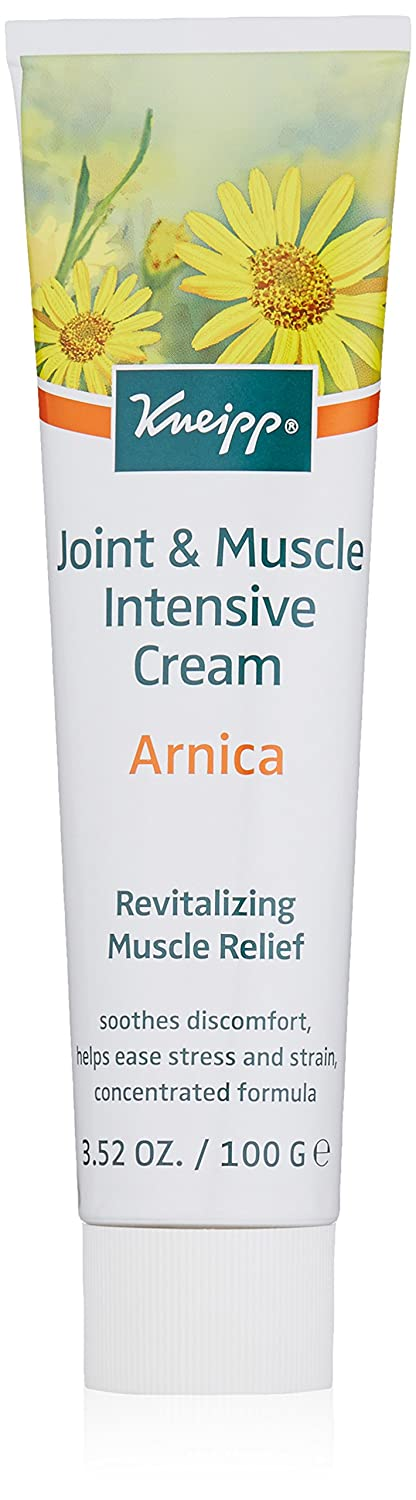 Kneipp Arnica Joint & Muscle Intensive Cream, 3.52 fl. oz.