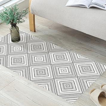 Ymraan 3d Boden Aufkleber Kreativ Geometrisches Muster Diy