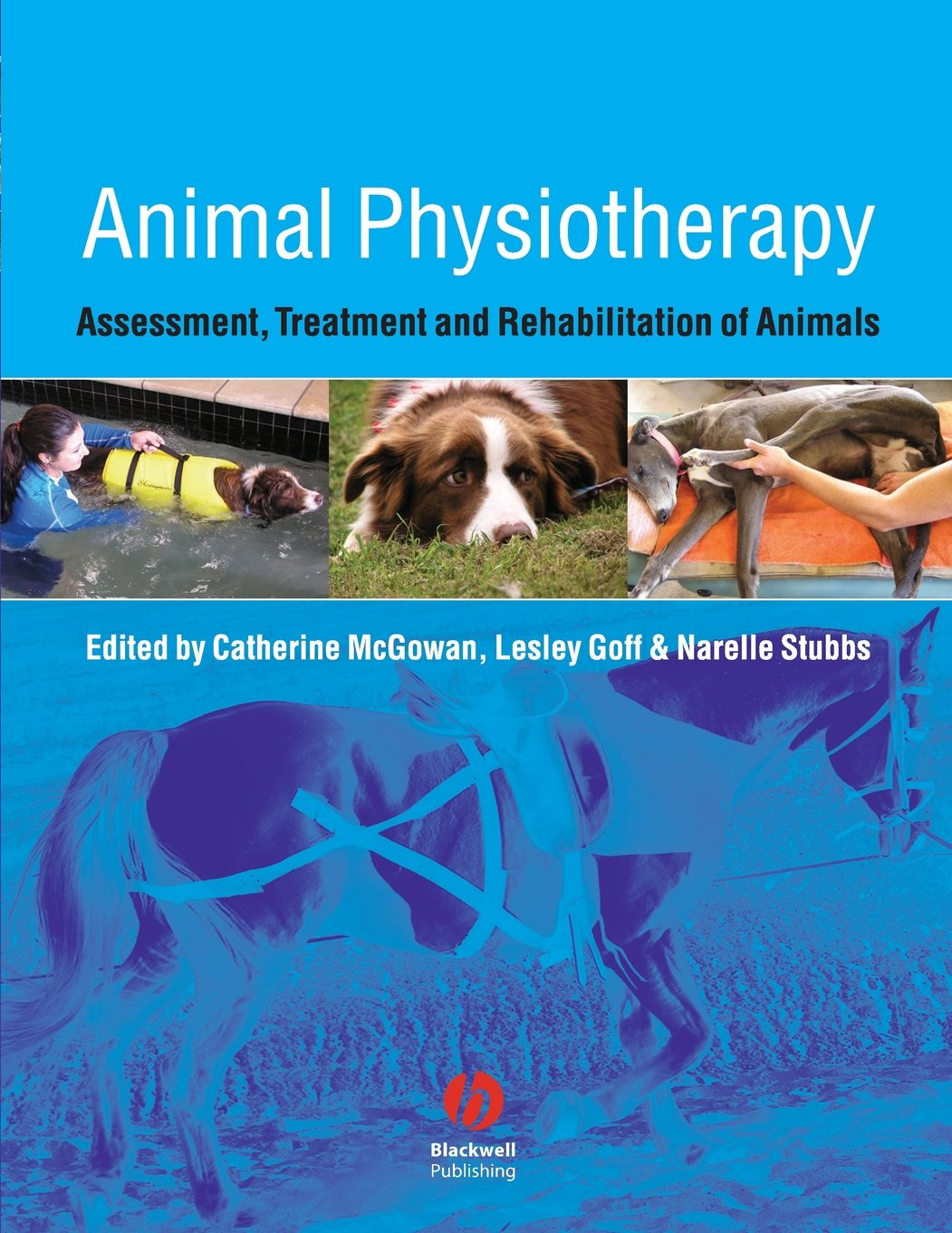 Books on physical therapy - Animal Physiotherapy Assessment Treatment And Rehabilitation Of Animals Catherine Mcgowan Lesley Goff Narelle Stubbs 9781405131957 Physical Medicine