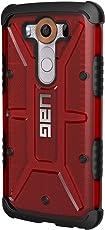 UAG LG V10 Feather-Light Composite [MAGMA] Military Drop Tested Phone Case