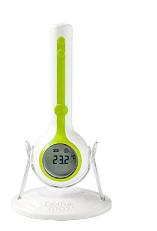 Brother Max 3-in-1 One Touch Baby Thermometer Green