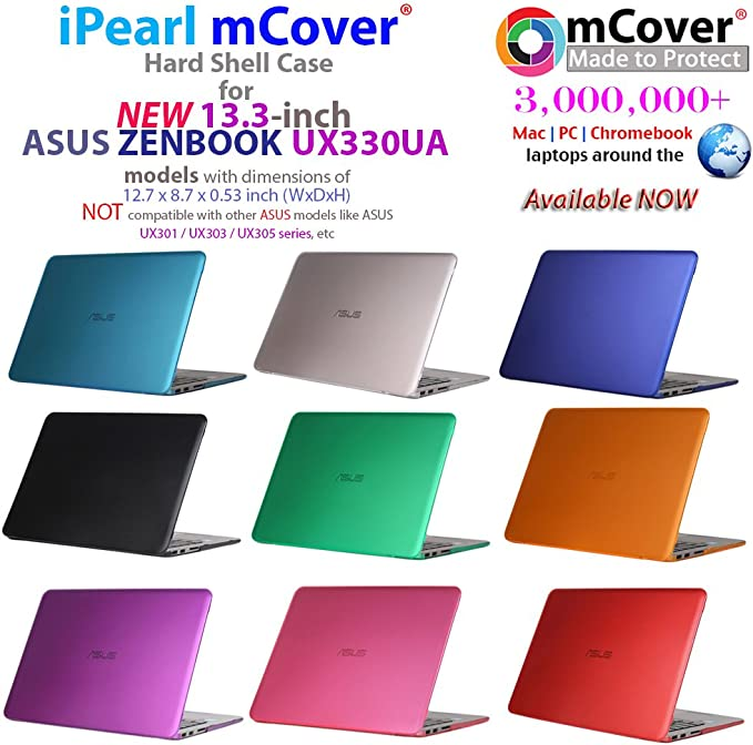 Professionally Hand Stitched Leather Sleeve Case Cover for ASUS ZenBook FREE Personalised Rough Style Bag Flip Chromebook UX331 UX305