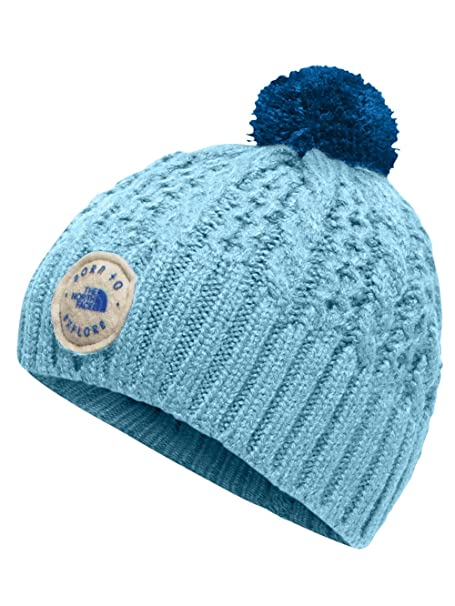 fcc356703 Amazon.com: The North Face Baby Boys' Minna Beanie - sky blue/bright ...