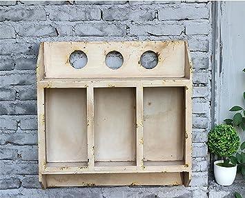 Mensole a muro stile country vintage DZW Nordici Mensola a ...