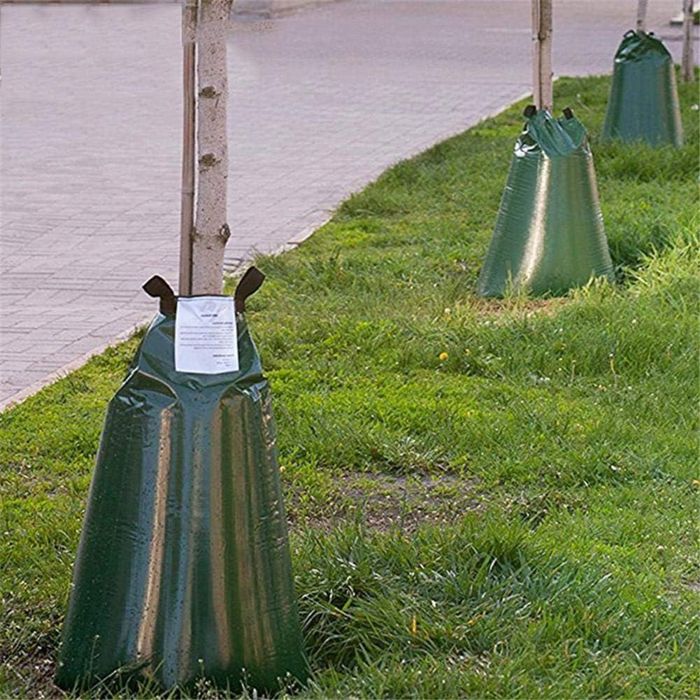 Hemistin Baum Bew/ässerungsbeutel Garten Bew/ässerung Wasserbeutel PE Baum Tropf Bew/ässerungsbeutel 20 Gallonen
