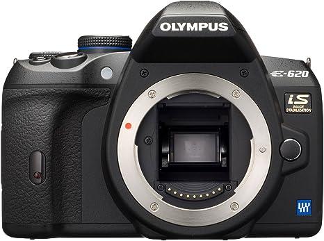 Olympus E-620 - Cámara Réflex Digital 12.3 MP (Objetivo 25mm ...