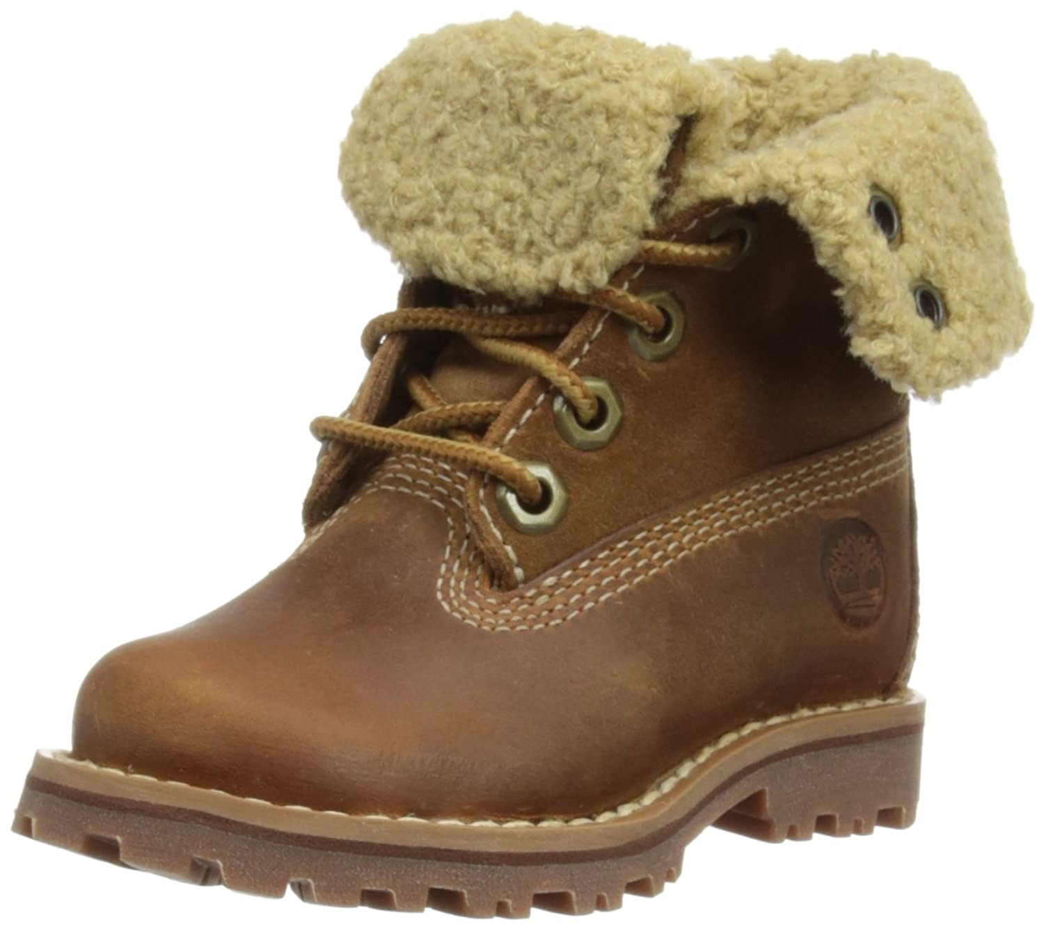 Timberland Auth 6In Shrl Bt Sla Taupe, Scarpe per bambini, Unisex - bambino