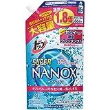 トップ スーパーナノックス 洗濯洗剤 液体 詰替大 660g