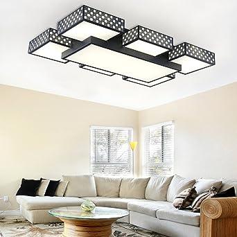 Wohnzimmerlampe/ längliche Schlafzimmer Lampe/Modern und schlicht ...