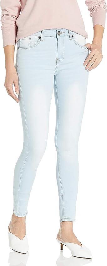 Cover Girl - Culote de cintura alta para mujer, color azul oscuro - Azul - 13 US: Amazon.es: Ropa y accesorios