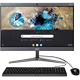 "Acer Chromebase AIO Desktop, 23.8"" Full HD Touch Screen, Intel Core i3-8130U Processor, 8GB DDR4 Memory, 128GB M.2 SSD, 802.1"