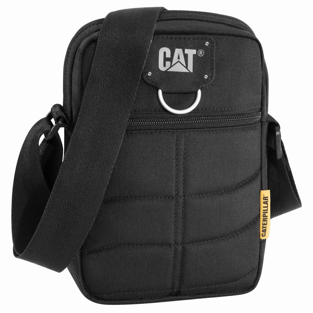 Caterpillar 83437 –  01 Cat Custodia Tablet Mini millennial, SW, nero, L/B/H: 15/4/22 | Capacità : 1, 5 L L/B/H: 15/4/22| Capacità: 1 5L 83437-01